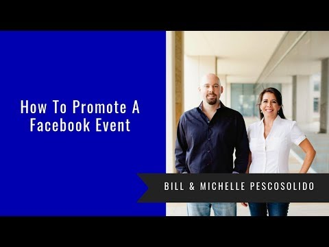 How To: Promote A Facebook Event
