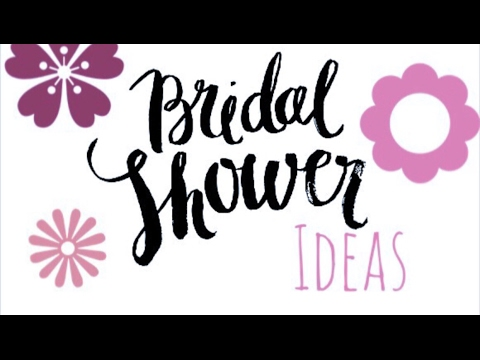 Budget Friendly Bridal Shower/ No Frills, Just Fun!