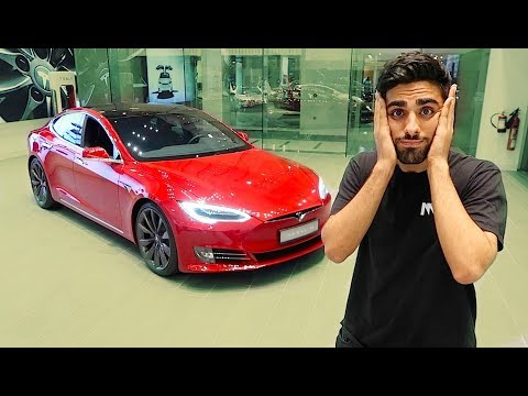Replacing my Lamborghini ...