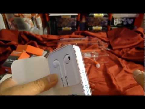 Amazon Locker Order / Sony Earbuds MDREX10LP Review