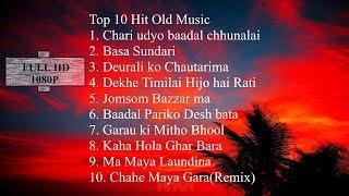 Top 10 old Nepali Romantic  pop song JUKEBOX ! 1080P Full HD