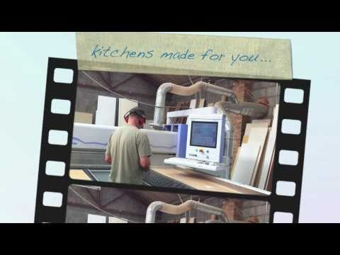 AllenGray Kitchens Factory Tour