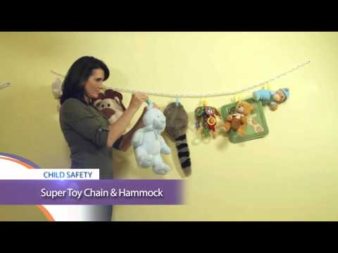 Child Safety Tip   Super Toy Chain & Hammock