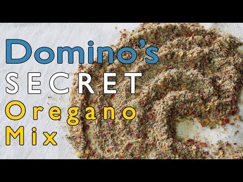 Dominos Oregano Spice Mix | Secret Authentic Dominos Oregano Recipe