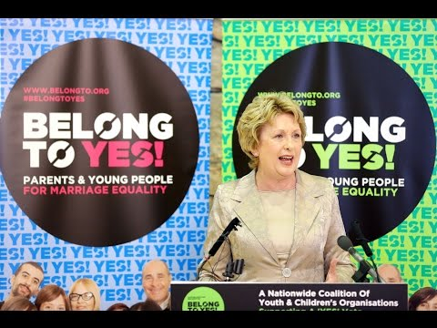 Mary McAleese - Former President of Ireland - Why My Family is Voting YES to Marriage Equality