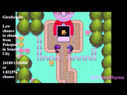 Pokemon Insurgence - Where to get all Mega Stones