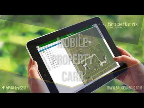 Mobile property card