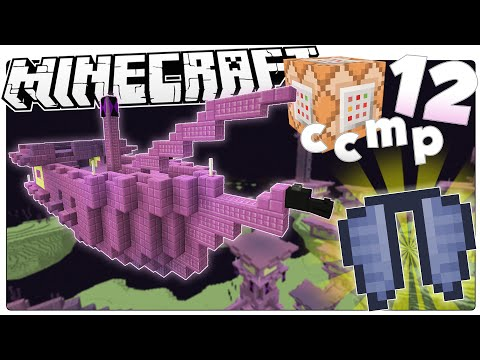 Minecraft 1.9 | NEW SNAPSHOT LOOT! | End City Dungeons | Custom Command Mod Pack #12