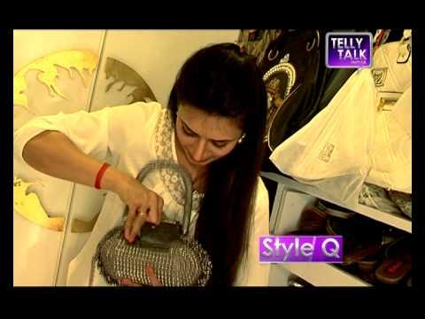 Ishita Aka Divyanka's Enormous Bags & Shoes Collection
