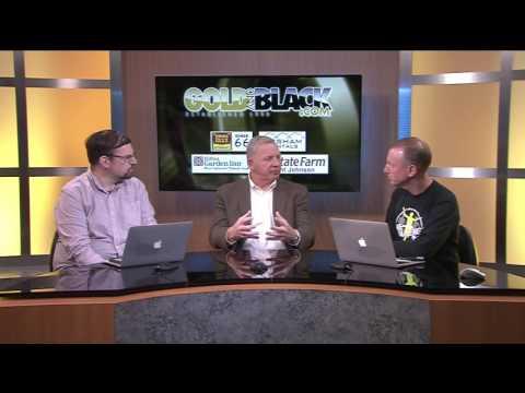 Gold and Black Live April 7 segment 1