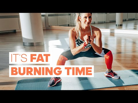30-minute Fat-Burning Interval Workout (NO equipment!)