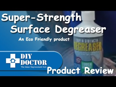 Eco Solutions Super-Strength Degreaser