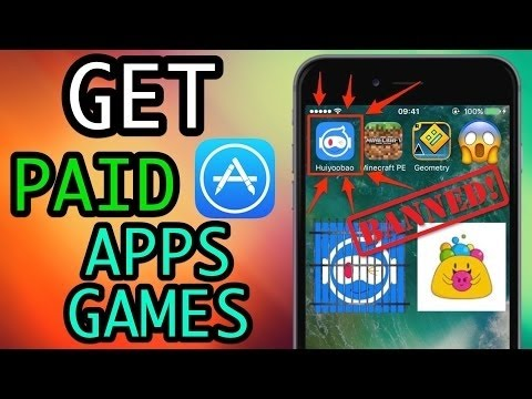 iOS 10 - 10.2: Get Paid Apps/Games FREE (NO JAILBREAK)