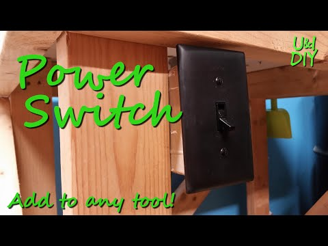 Power switch - DIY Tutorial