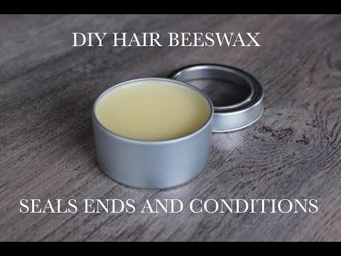 DIY Hair Pomade |  Natural Hair Products