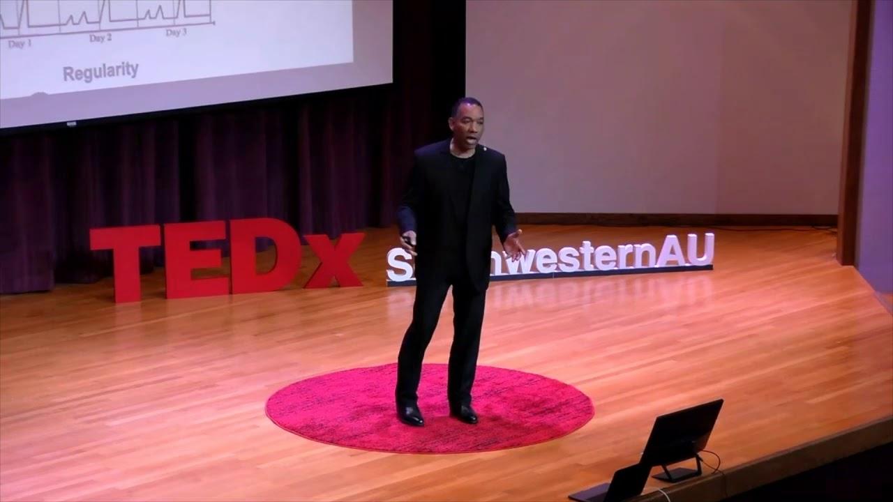 Losing Weight and keeping it off. | Errol Bryce | TEDxSouthwesternAU