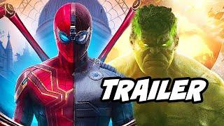 Download Spider-Man Far From Home Trailer - Avengers Scene Extended Footage Easter Eggs Breakdown Video