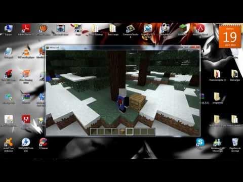Minecraft | Closet Mod 1.5.1 y 1.5.2: instalacion y pequeña review