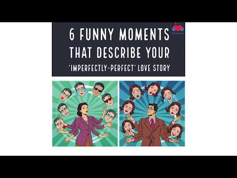 Funny Husband and Wife Moments