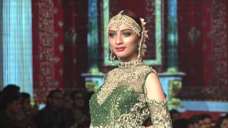 Fashion bridal week lahore