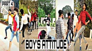 Boy's Attitude   TikTok Boy Attitude Video   Part-4  