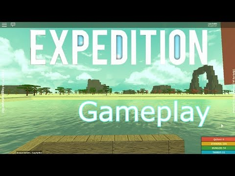 Roblox: Expedition Gameplay