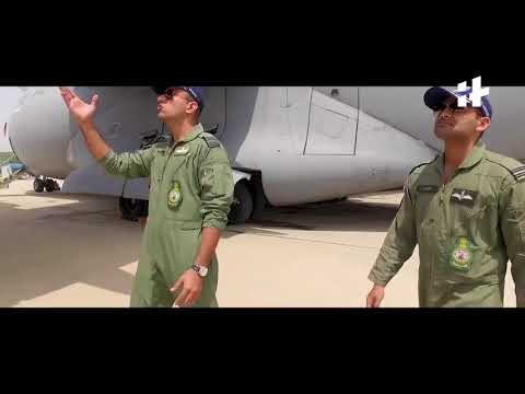 Inside IAF's C17