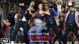Machine Diaries | Behind The Scenes | The Zingaat Moves | Mustafa | Kiara Advani