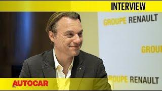 Laurens van den Acker - EVP, Corporate Design, Groupe Renault | Interview | Autocar India