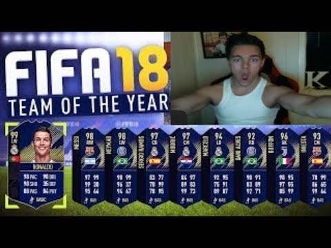 GUARANTEED INFORM/TOTY PACKS!? FIFA 18 TOTY DEFENDERS PACK OPENING! IF SUAREZ 94?