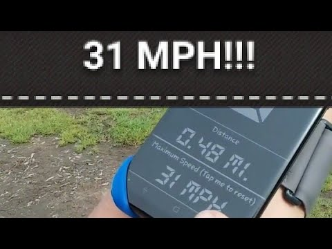 Speed test on super fast $600 electric skateboard kit