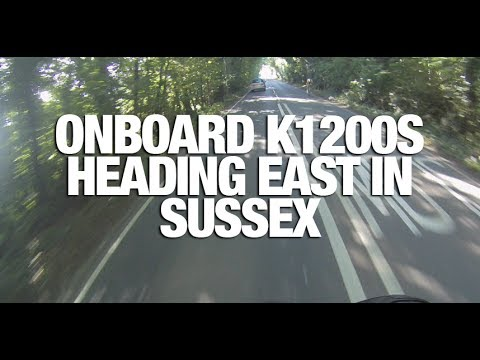 ★BMW K1200S TOURING SUSSEX ★ PATCHING, STEYNING, STORRINGTON, BURY