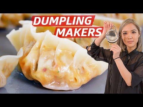 Do You Need a Dumpling Maker for Perfect Dumplings? — The Kitchen Gadget Test Show