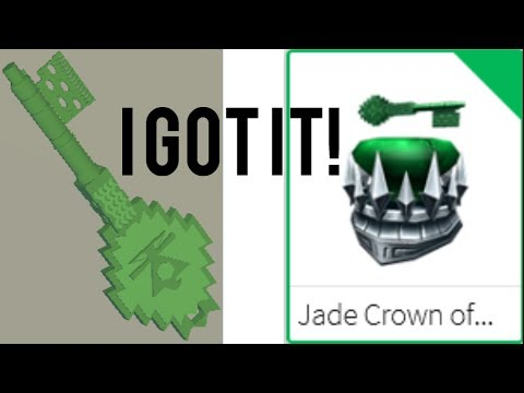 Roblox - HOW TO GET THE JADE KEY FAST! (RPO)