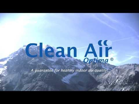 Humidifier Airwasher Purifier Clean Air Optima CA-803