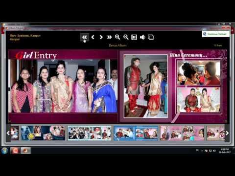 Fotosoft Online E Photobook