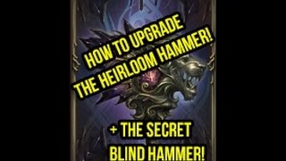 Lords Of The Fallen Wherehow To Upgrade The Heirloom Hammer The Secre
