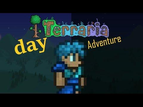 Terraria: Day adventure #1