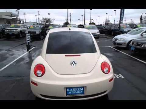 2006 Volkswagen Beetle 2.5 for sale in Sacramento, CA
