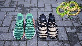 12a7262d505c Adidas x Dragon Ball Z EQT Support Mid ADV Primeknit 'Shenron' Quick