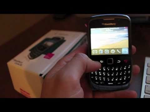 How to Unlock Blackberry Curve 9300 3G with Code + Full Instructions!! tmobile at&t rogers bell fido
