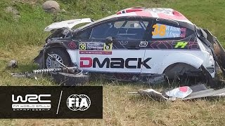 WRC - 73rd PZM Rally Poland 2016: TOP 5 HIGHLIGHTS