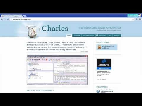 Developer's Toolbox: What is Charles and why would I want it?