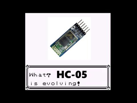 Turn your HC-05 into a HID Bluetooth device (No Parallel Port Method)