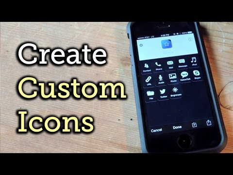 Create Personalized, Unique Icons for Home Screen Shortcuts on Your iPhone [How-To]