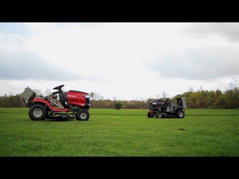 Endurance testing   Troy-Bilt® riding mowers   How We're Built
