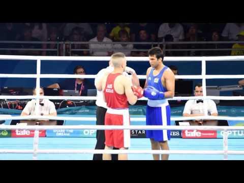 Manoj Kumar Boxer II Indian Boxer || Radio Haanji II Commonwealth Games 2018 || CWG2018