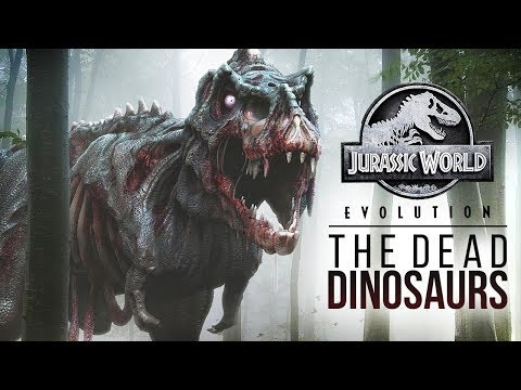 WHAT DO YOU DO WITH A DEAD DINOSAUR? | Jurassic World: Evolution Speculation