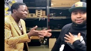 Micheal Blackson ROASTS Dj Akadmiks For Being Overweight!