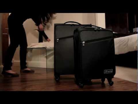 Z Frame Luggage & Suitcase
